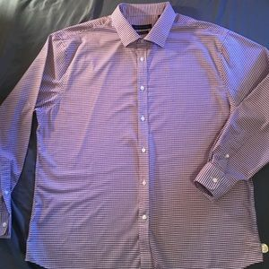 Tommy Hilfiger Athletic fit stretch button up